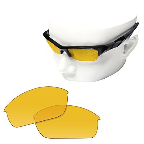OOWLIT Replacement Sunglass Lenses for Oakley Flak for sale  Delivered anywhere in Canada
