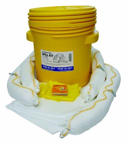 Oil-Dri L90942 20 gallon Oil-Only Spill Kit ()