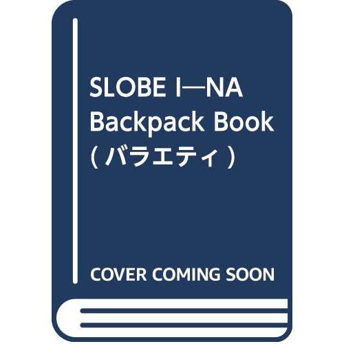 SLOBE IENA Backpack Book 画像 A