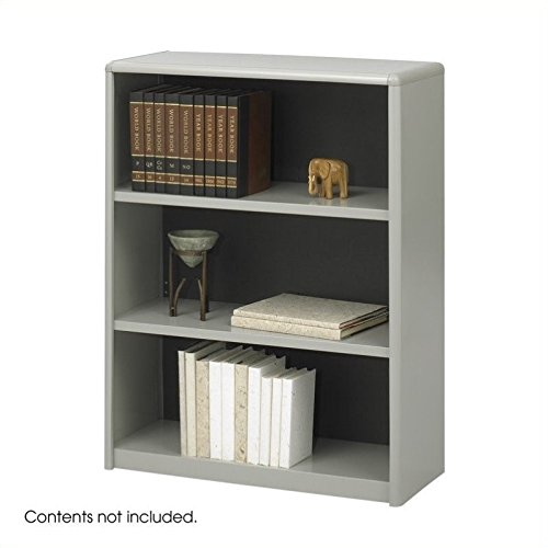 SAF-7171GR-X0 - Safco Value Mate Series Bookcase