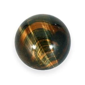 Blue Tiger Eye Crystal Sphere ~2.5cm