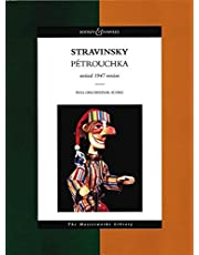 Petrouchka: Burlesque in Four Scenes, Revised 1947 Edition (Boosey & Hawkes Masterworks Library)