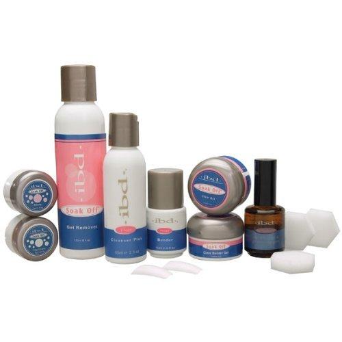 IBD Soak Off Gel Nail System Kit