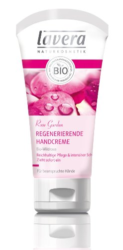lavera Bio-Wildrose Handcreme 50 ml