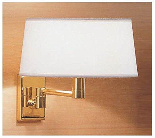 Zaneen Lighting D8-3047 Classic Wall Sconce, Brass by Zaneen Lighting