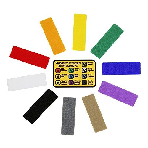 Vanquest Prepper's Color-Coding Kit by VANQUEST