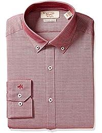 a39937181 Amazon.com: Reds - Dress Shirts / Shirts: Clothing, Shoes & Jewelry