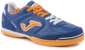 Joma Top Flex 604 Zapatillas, Hombre, Azul, Nº 44: Amazon.es: Deportes y aire libre