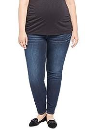 Plus Size Maternity Jeans | Amazon.com