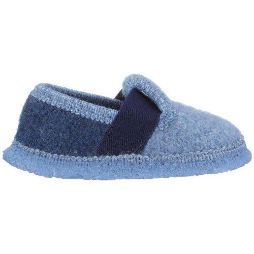 Giesswein Türnberg - Zapatillas de casa infantiles Azul (denim 593)