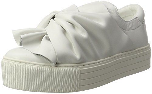Kenneth Cole New York Women's Aaron Fashion Sneaker, White, 8.5 M US