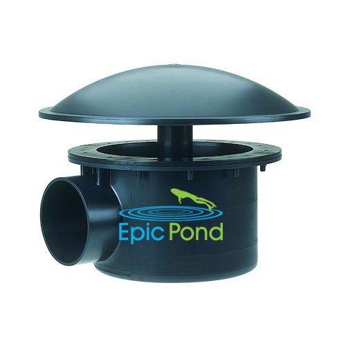 Epic Pond Premium Pond Bottom Drain - 4 inch