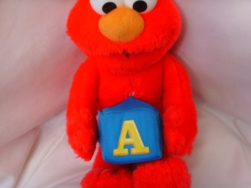 Elmo ABC Plush Toy Large 18