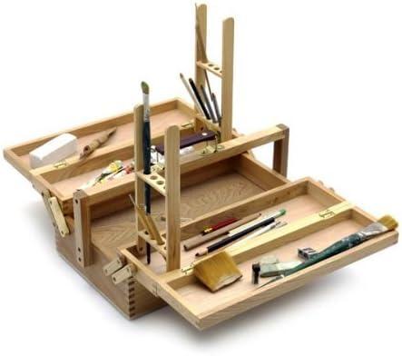 Artina - Caja de Pinturas Vienne - 2 Soportes para Pinceles ...
