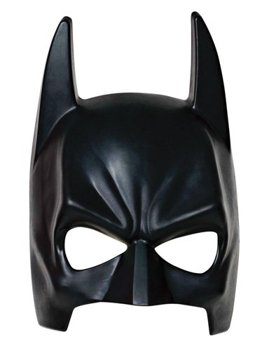 Adult Rubies Mask - Rubie's Batman Adult Mask (One Size)