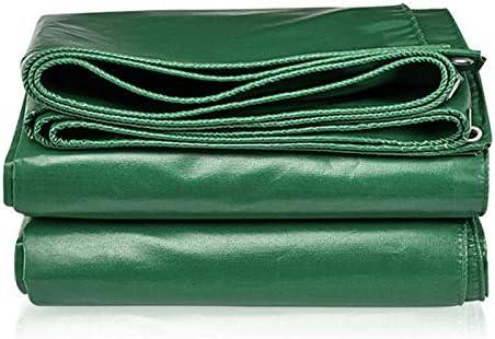 Fundas para Muebles De Jardin Lona de Lona Verde con Pegamento Impermeable Sombra camión al Aire Libre Tela de Silicona (Size : 8×6m): Amazon.es: Hogar