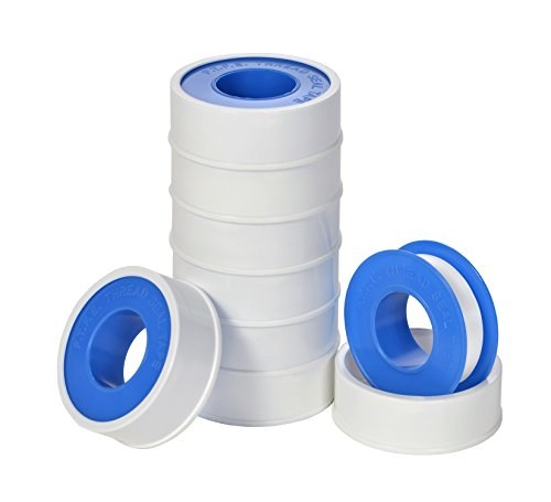 Heritage Products Plumber's Thread Seal Tape - 1/2