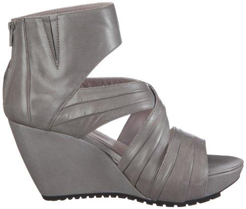 Kennel Sandalen Belle 64160 und Grau Damen Schuhmanufaktur Fashion Sandalen Grigio Schmenger 323 91 xxavnw