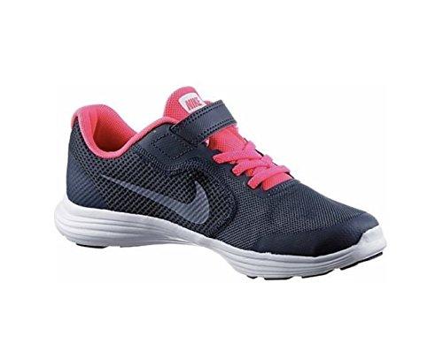 Revolution Revolution 3 Nike Mixte Enfant Enfant tdv De Fitness Chaussures Blue Bleu blue q5wda