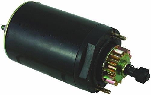 AJ-Electric New Starter Motor FITS Kohler Courage ONE Cylinder SV590 SV600 SV610 SV620 ()
