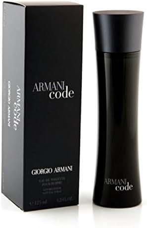 Giorgio Armani Armani Code for Men Eau De Toilette Spray, 4.2 Ounce