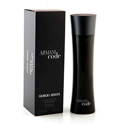 Giorgio Armani Armani Code for Men Eau De Toilette Spray, 4.2 Ounce
