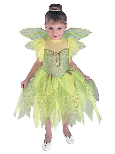 Rubie's Tinkerbell Toddler Costume 2-4T ()