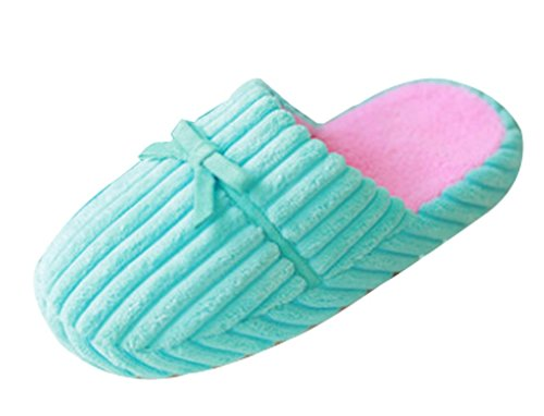 Pantofole Calde Invernali Da Donna Cattior Pantofole Calde Verde