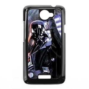 HTC One X Cell Phone Case Black Darth Vader Dark Side JSK757821