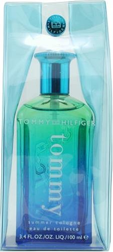Tommy Summer Cologne by Tommy Hilfiger for Men 3.4 oz Cologne Spray 2006 Limited Edition Summer (Tommy Summer Cologne)