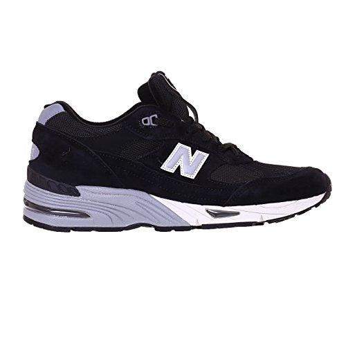 New Balance - Zapatillas para hombre negro negro negro 42