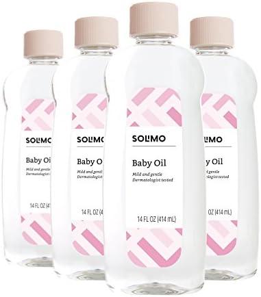 Amazon Brand Solimo Gentle Dermatologist