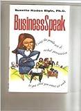 BusinessSpeak, Suzette Haden Elgin, 007019999X