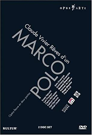 Claude Vivier - Reves Dun Marco Polo (2 Dvd) [USA]: Amazon.es ...