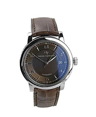 David Yurman BROWN FACE Stainless Steel & Sterling Silver Watch by David Yurman