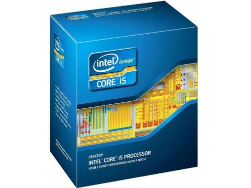 Intel Core-i5 3350P Quad-Core Processor 3.1 Ghz 6 MB Cache LGA 1155 -...
