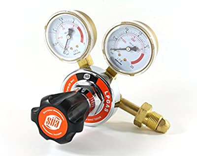 SÜA Propane Propylene Regulator Welding Gas Gauges HARRIS Style