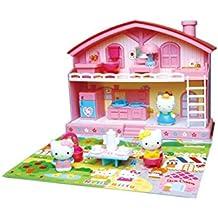 Hello Kitty Sanrio Japan Play House Set  Good Friend House