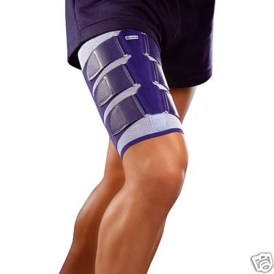 BAUERFEIND Myo Train Thigh Support size 5 by Bauerfeind