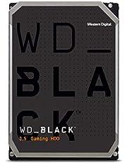 """Western Digital 1TB WD Black Performance Internal Hard Drive HDD - 7200 RPM, SATA 6 Gb/s, 64 MB Cache, 3.5"""" - WD1003FZEX"""
