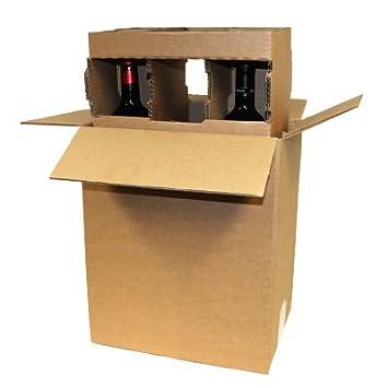 cardboard wine boxes