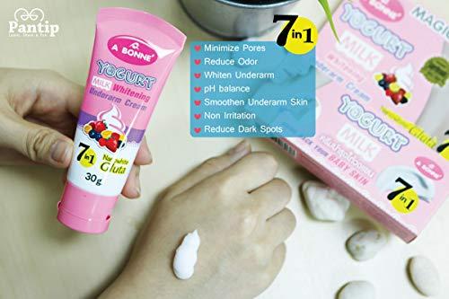 Amazon com : Buy1Get1 A Bonne (เอโบน ) Yogurt Milk Whitening