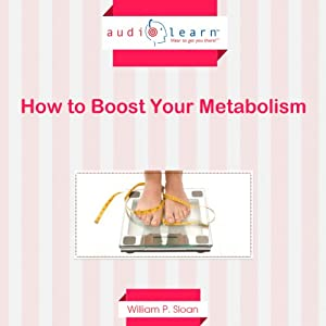 How to Boost Your Metabolism Audiobook