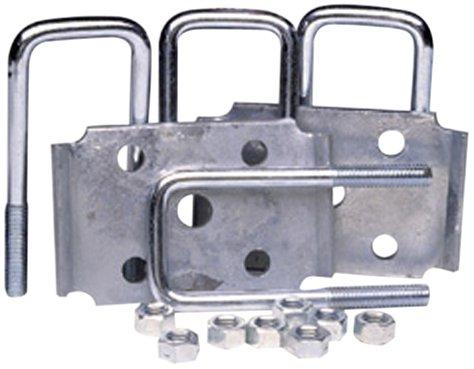 Tie Down Engineering 81175 Round Marine Axle Tie Plate -