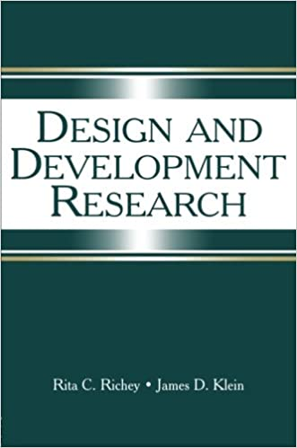 Developmental dissertation methodology