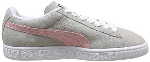 Mujer Wn's Pumasuede Zapatillas Classic Violet Gris grey tHnqRPwz