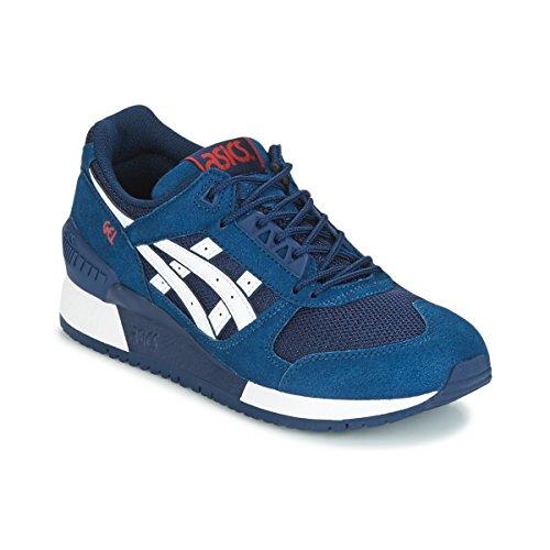 Chaussures Bleu H6w7n Beige Femme Asics UTq5SCw