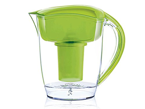 Santevia Water Systems Alkaline Water Pitcher (Green) by Santevia