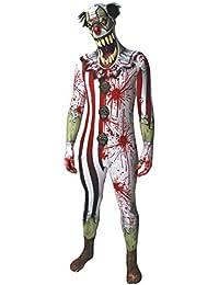 Jaw Dropper Clown Costume Adult