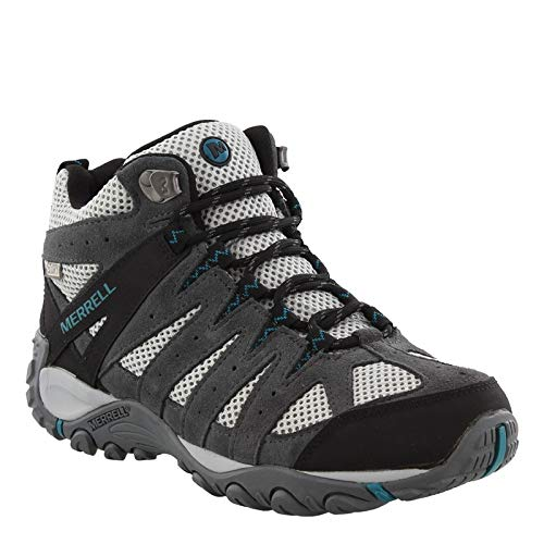 Merrell Women's, Accentor Waterproof Mid Ventilator Hiking Boots Castlerock 11 M